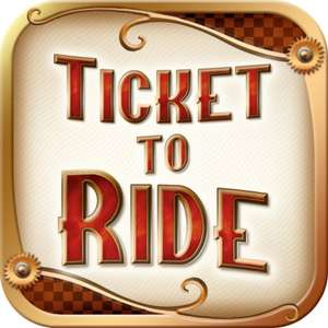 Ticket to Ride Deals in December currently FREE on amazon Underground app. Normally £6.99