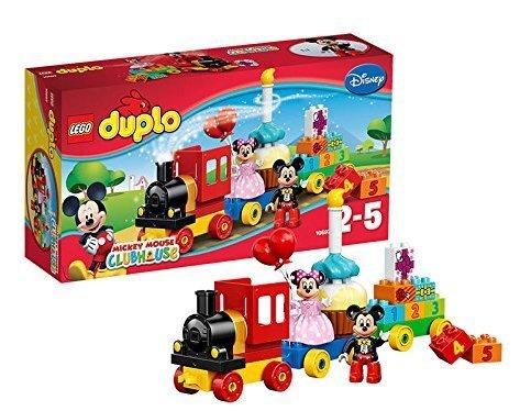 LEGO 10597 Duplo Disney Mickey and Minnie Birthday Parade £13.16 Prime / £17.15 Non Prime @ Amazon