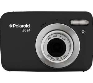 POLAROID IS624 Compact Camera - Black £11.97 @ Currys