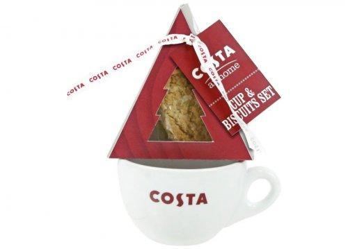 costa mug gift set £4.49 @ Argos 10% Quidco