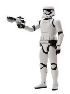Star Wars The Force Awakens 18 Inch First Order Stormtrooper Action Figure £6.60 @ Tesco Direct