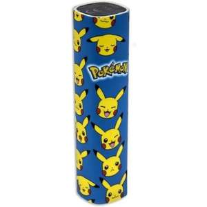 Pokemon Pikachu 2600MAH powerbank delivered in time for Christmas @ eBay sold by vodaphonestore