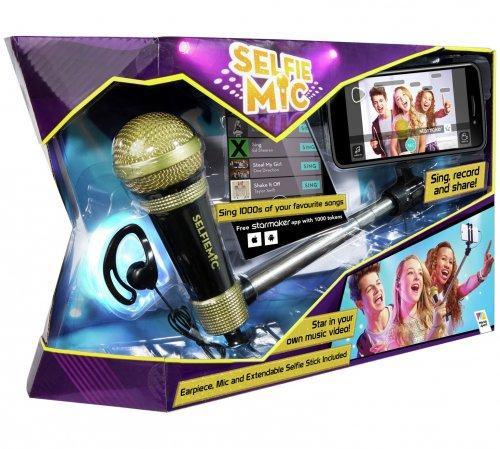 SelfieMic Selfie Microphone