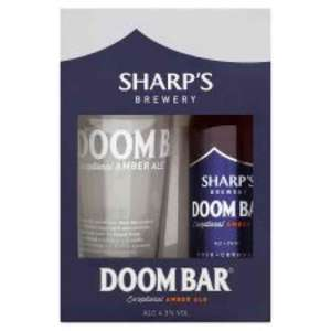Doom Bar gift set now £4 instore / online @ Tesco Groceries