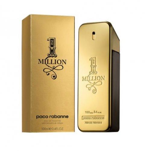 Paco Rabanne 1 Million Eau De Toilette for Men - 100 ml @ Amazon £36