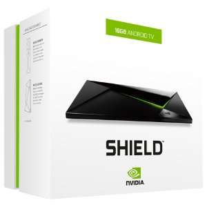 NVIDIA Shield 16 GB Android TV Box With Controller @ Amazon - £169.99