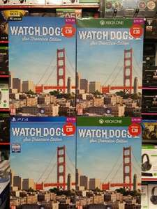 Watch Dogs 2 San Francisco Edition instore only @ GAME - £30