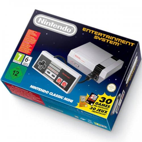 Nintendo NES MIni Back in stock £49.99! @ Nintendo