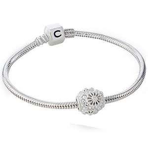 Chamilia one charm bracelet was £100 now £50 but adding as 3 for 2 plus free delivery and £20 voucher to spend in January @ HSamuel