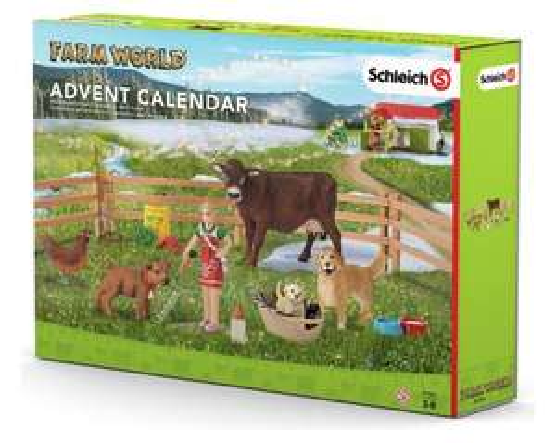 Schleigh farm advent calendar £9.99 down from £24.99 @ Argos