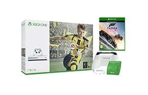 Microsoft - £30 Cashback on Xbox One S bundles £229 (£199 after Cashback) Via Quidco