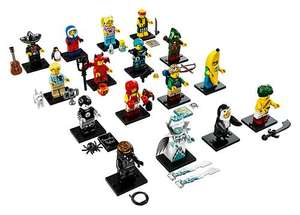 Lego Series 16 Minifigures - £1.46 each when you buy all 16 for £23.36 @ Tesco instore