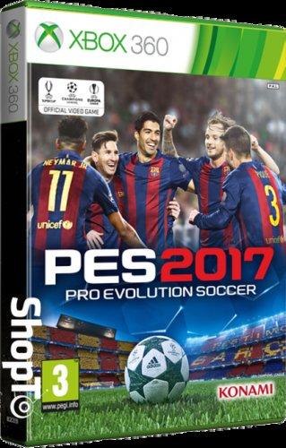 PES 2017 Xbox 360 at £24.85 shopto