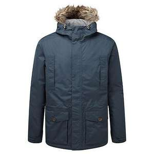 mens craghoppers storm proof parka coat £39 @ Debenhams - Free c&c