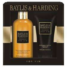 One For The Kids To Get Dad - Baylis & Harding Black Pepper and Ginseng 2 Piece Gift Box £4.50 @ Superdrug - Westfield London