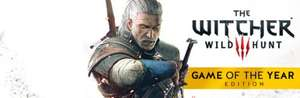 The Witcher 3 GOTY Edition PC (GOG) £17.36 @ Instant Gaming
