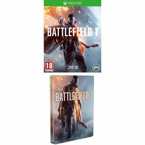 Battlefield 1 Steelbook exclusive to Amazon Xbox One £41.99 @ Amazon