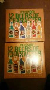 Wychwood Beers of Character 12x500ml £12.99 @ Home bargains