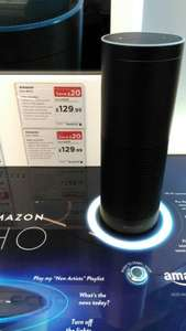 Amazon Echo £129.99 @ Currys