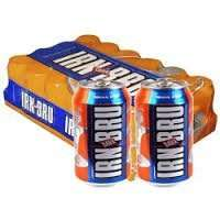 24 Cans Irn Bru or Sugar Free Irn Bru only £5 @ Tesco instore