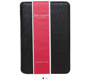 JUICY COUTURE Black Ipad Mini 3 Case £9.99 Save £70 (87%) RRP £80.00 @ TKMaxx