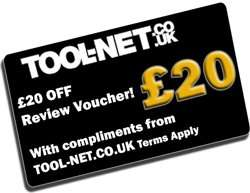 Tool-net £20 off £50 Existing customers