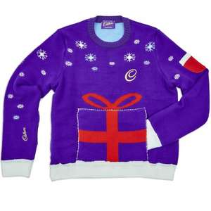 Cadbury Christmas jumper £15 - online at Cadbury Gifts direct