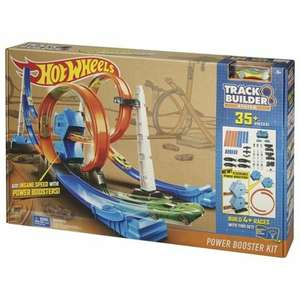 Hot Wheels track builder race kit £16.92 @ Tesco Direct (Free C&C)