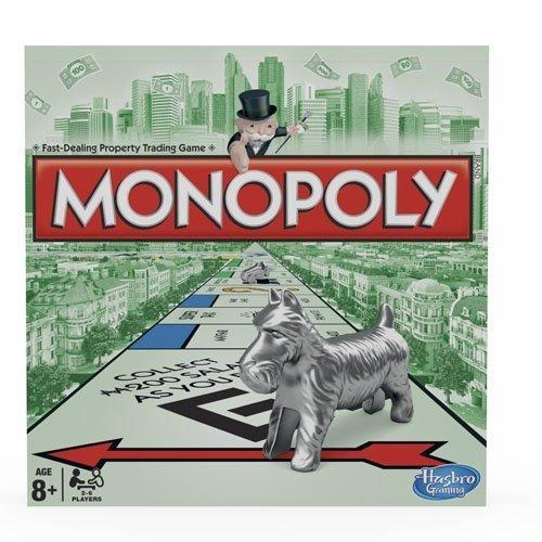 Monopoly Board Game £7.90 free delivery prime £12.65 non prime. Amazon.