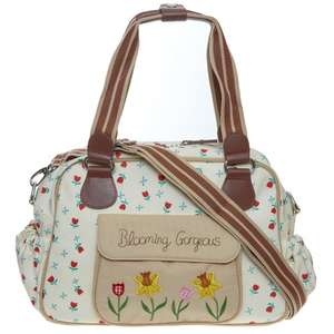 Pink lining changing bag bargain £29.99 @ TKMaxx