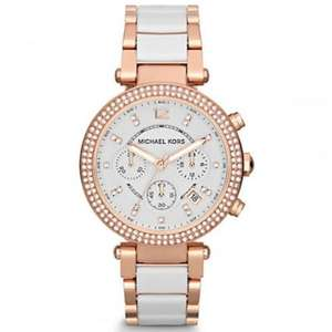 Michael Kors womens Rose gold MK5774 Price Match from £129.99 John Lewis