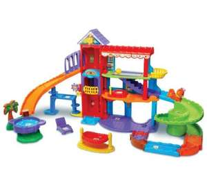 VTech Toot-Toot Animals Pet Hotel Playset half price £23.99 at argos