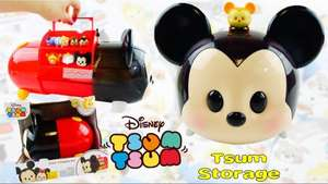 TsumTsum Mickey or Winnie storage/Collector Case Now Reduced down to £5.96 Instore @ Costco (Oldham)