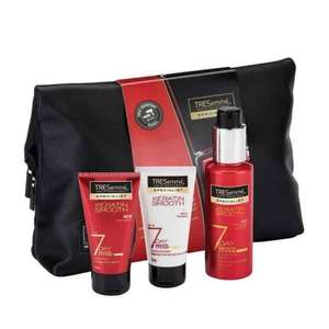 Tresemme 7 Day Smooth Wash Bag Gift Set £5.50 (Prime) / £9.49 (non Prime) at Amazon