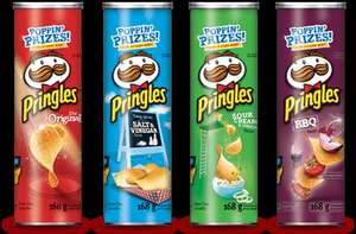 Pringles £1 @ B&M