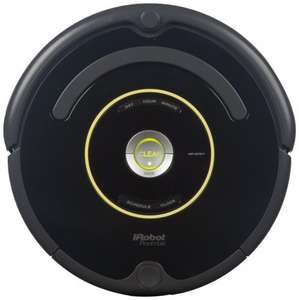 iRobot Roomba 650 vacuum cleaning robot for £264.14 (30% off) @ Amazon