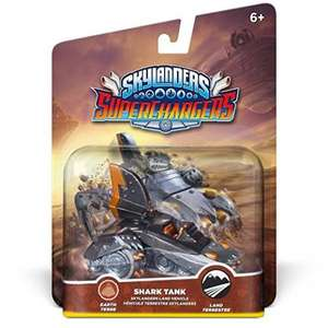 Skylanders SuperChargers Vehicle - Shark Tank (PS4/Xbox One/Xbox 360/Nintendo Wii/Nintendo Wii U/Nintendo 3DS) was £9.99 now £2.99 @ Game / Amazon (Prime only)