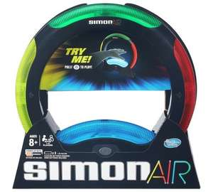 Hasbro Simon Air memory game was £24.99 now £12.50 @ Argos