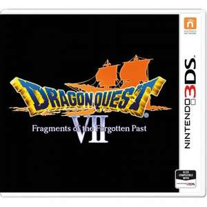 Dragon Quest VII: Fragments of the Forgotten Past 3DS £19.99 Smyths toys (£22.98 with p&p)