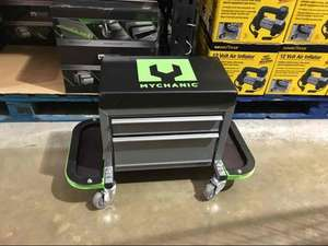 Mychanic Garage Workshop 2 Drawer Stool £23.96 instore @ Costco Coventry