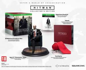 Hitman Collector's Edition (Xbox One) £59.99 delivered @Amazon