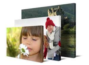 For those who missed the canvas deal this is another one 120x80cm. Was £119.99 now £35 delivered @ My Picture