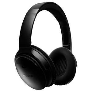 Bose QuietComfort QC35 Wireless Noise Cancelling Headphones - £255 in Norwegian Air's in-flight shop