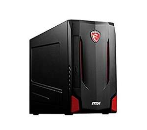 MSI Nightblade MI-010UK Gaming Desktop (Black) - (Intel Core i7-4790S, 8 GB RAM, 2 TB Hard Drive ,Windows 10) Amazon £519.99