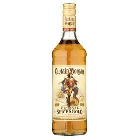 Captain Morgans Spiced Gold Rum was £14 now £10 at Asda