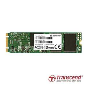 Transcend TS120GMTS820 256GB M.2 SATA SSD - £46.21 @ Amazon France