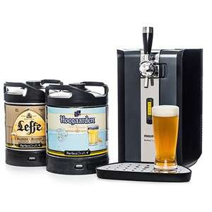 PerfectDraft Keg Machine + Free Hoegaarden 6L Keg + Leffe Blonde 6L Keg £179.00 @ Beerhawk