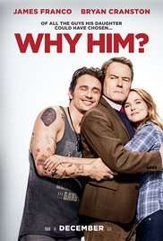 "SFF ""Why Him?"" Free Movie Screening - New Code Available - 19 Dec"