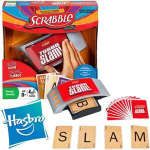 Scrabble Turbo Slam Electronic Game £2.99 @ Poundstretcher instore