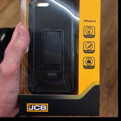 JCB iPhone 6 Case £1 at Poundland